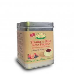 Tisana di Riso Nero Beppino ai Frutti di Bosco 70 g