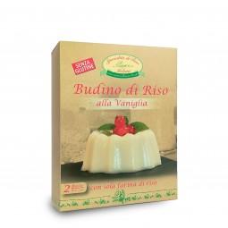 Rice Pudding - Vanilla flavor