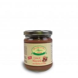 Crema di Nocciole con Farina di Riso 200 g